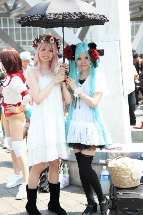 Tokyo's Comiket (102 pics)