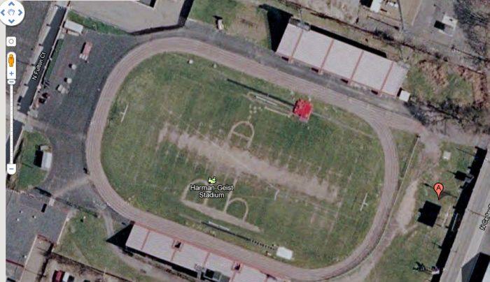 Harman Geist Stadium, Hazleton, Pennsylvania (5 pics)
