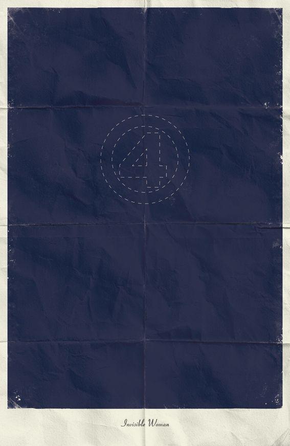 Marvel Minimalist Posters (20 pics)