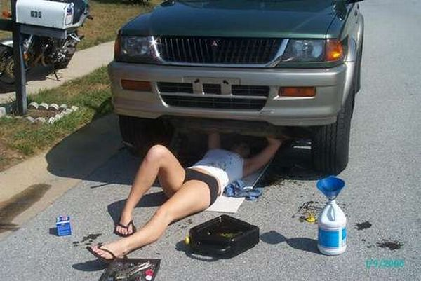 Cute Mechanics (22 pics)