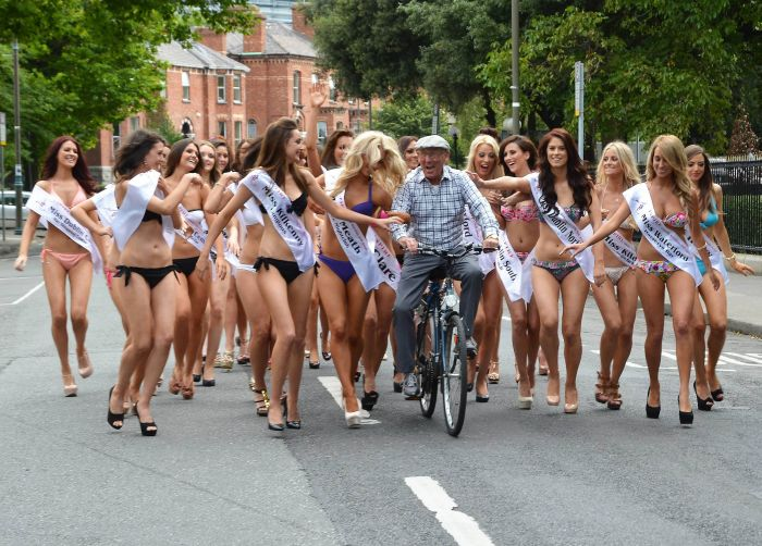 Sexy Miss Ireland Competition (9 pics)