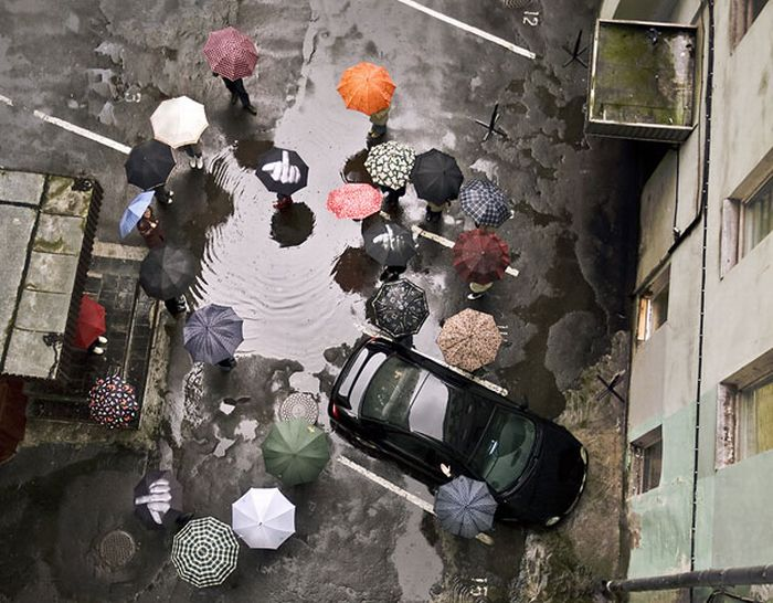 Cool And Creative Umbrellas (29 pics)