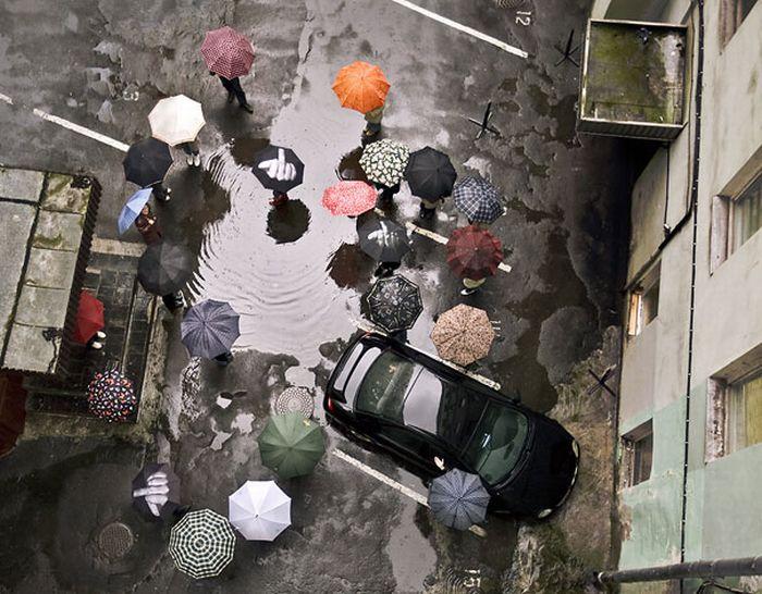 Cool And Creative Umbrellas (29 pics)