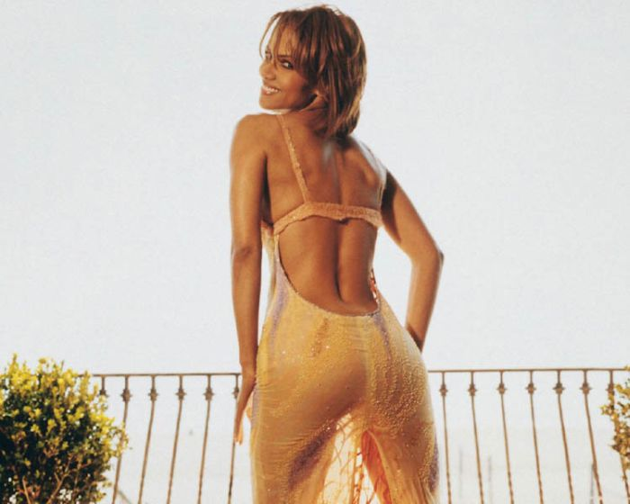 Halle Berry pussy