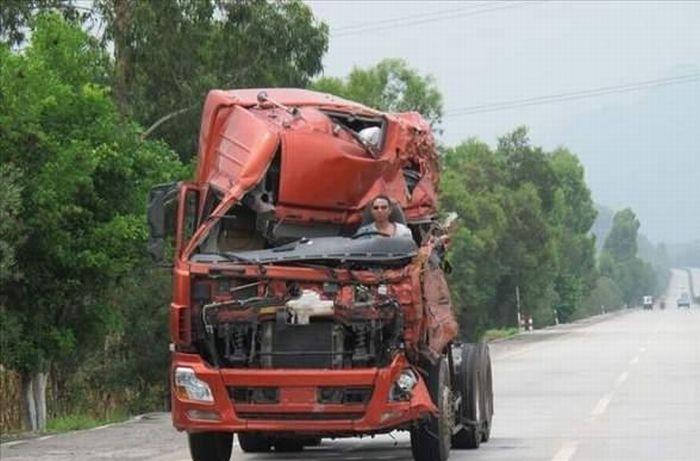 Cabriolet Truck (8 pics)