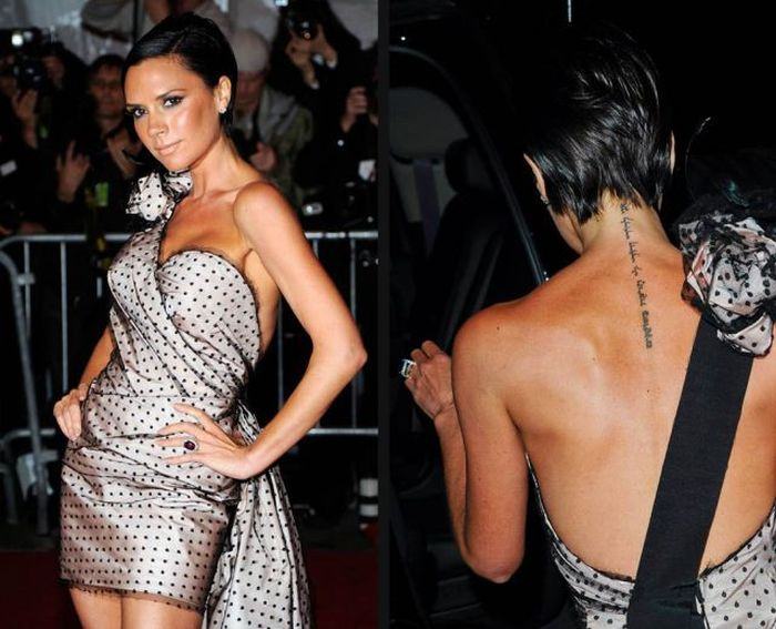 Celebrity Tattoos. Part 2 (56 pics)