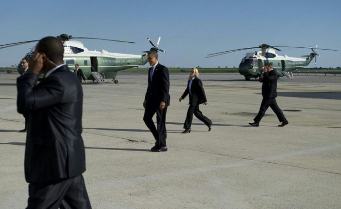 Obama's Bodyguards (9 pics)