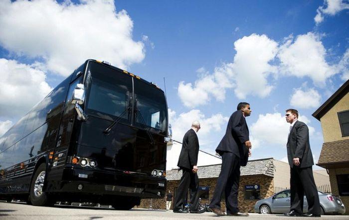 Obama's Bodyguards (9 pics)