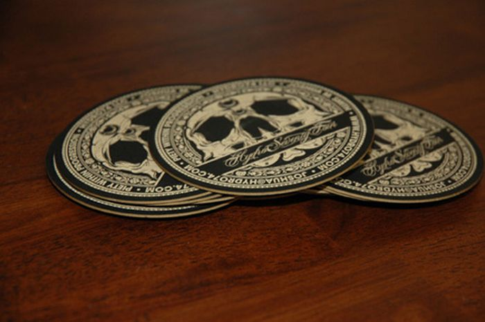 Stylish Coasters From All Over The World (28 pics)