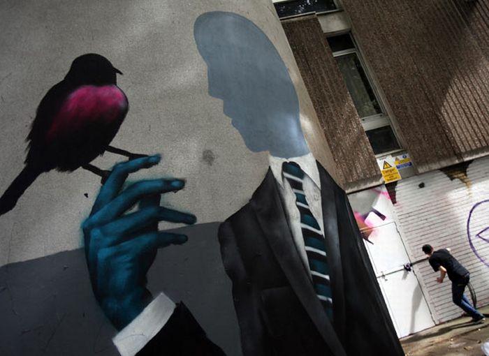 The See No Evil Art Project (15 pics)