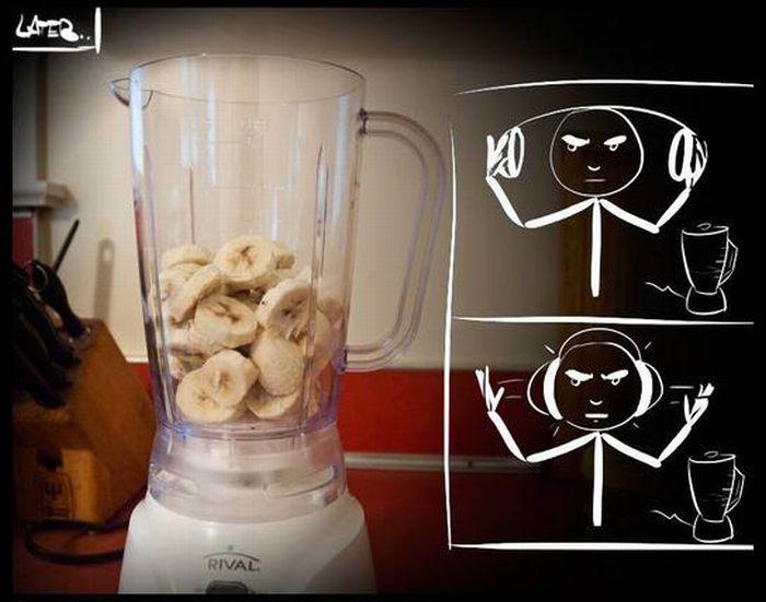 Yummy Frozen Banana Treat (21 pics)