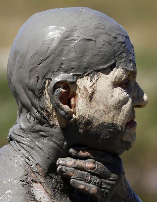 Mud Spa In Serbia (14 pics)