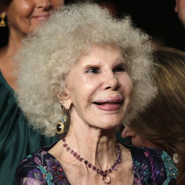 Duchess of Alba Will Marry Again at the Age of 85 (12 pics)