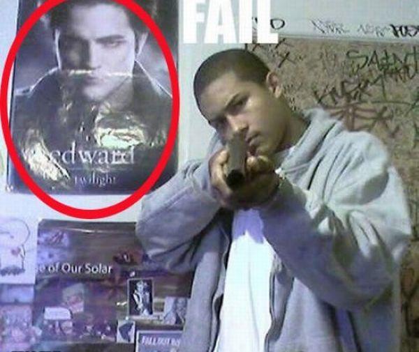 Hilarious Gangsta Fails (15 pics)