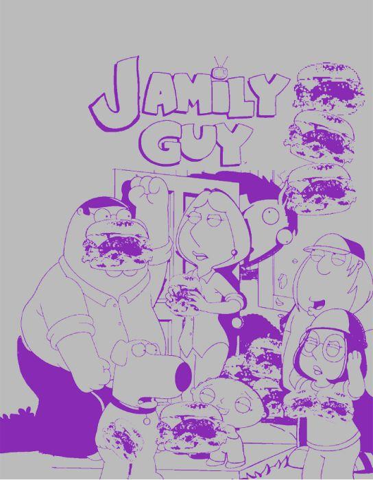 Jamily Guy Comix (19 pics)