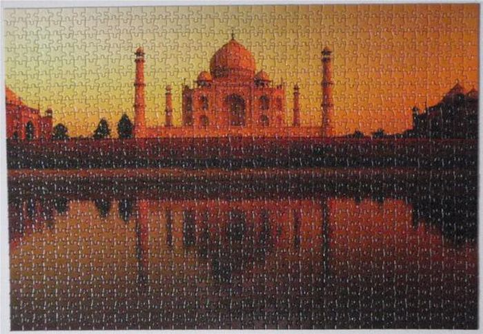 The World's Largest Puzzles (20 pics)