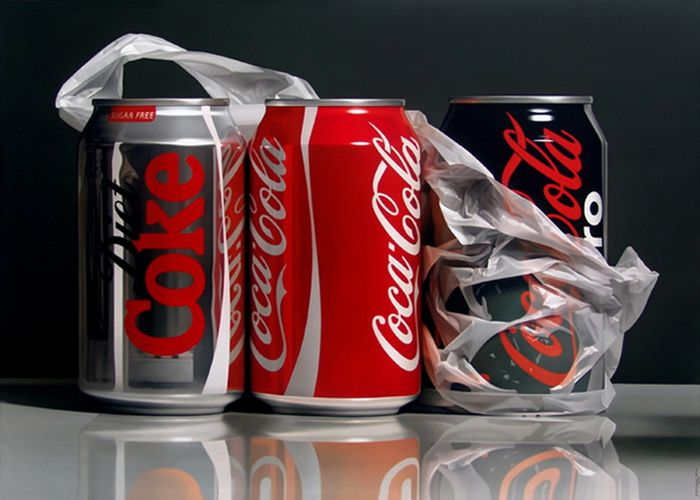 Unbelievable Realistic Paintings (31 pics)