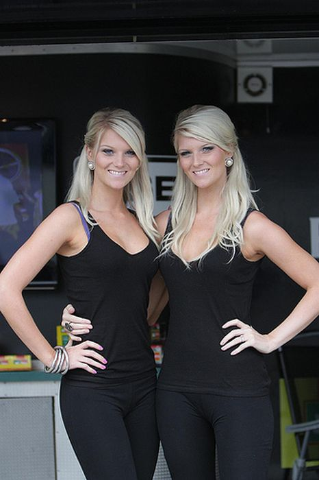 Charming Twins Sisters (73 pics)