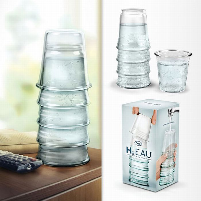 Weird and Cool Drinking Glasses (31 pics)