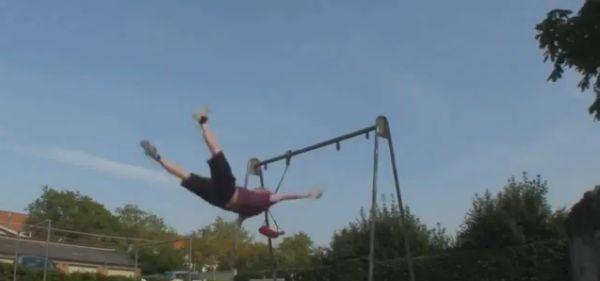 Playground Fail Compilation (video)