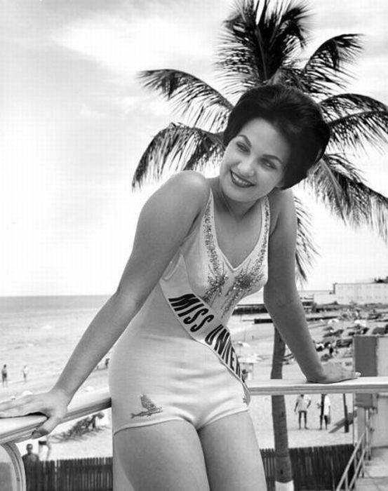 Miss Universe Winners Since 1952 Till Now (60 pics)