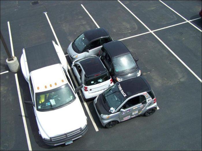 Epic Parking Fails (26 pics)