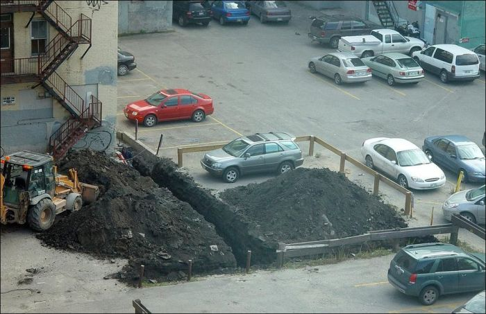 Epic Parking Fails (26 pics)