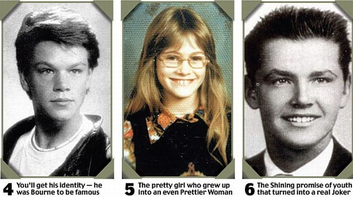 When Celebrities Were Young (8 pics)