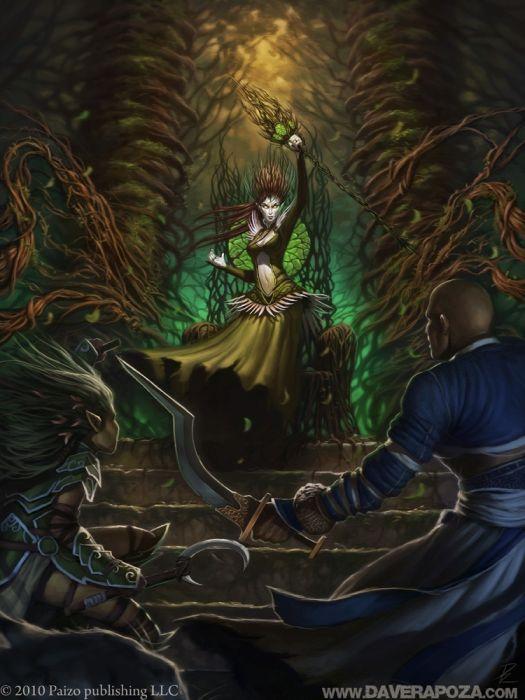 Amazing Fantasy Art by Dave Rapoza (117 pics)