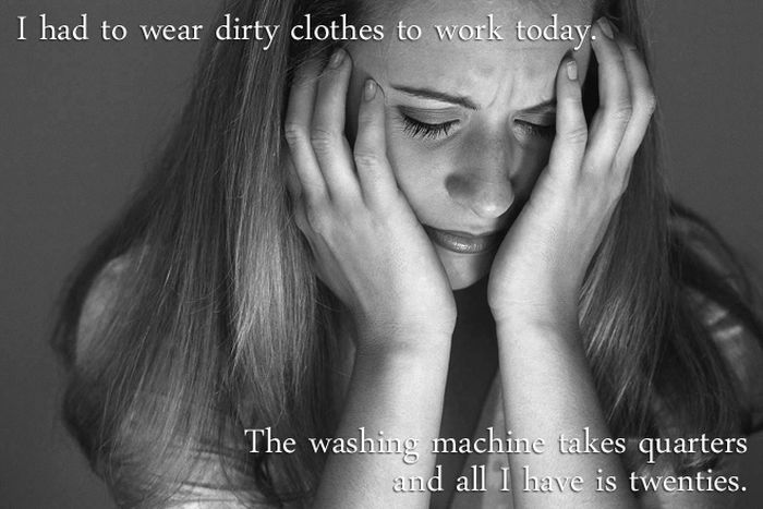 Problems That We Face Everyday (12 pics)