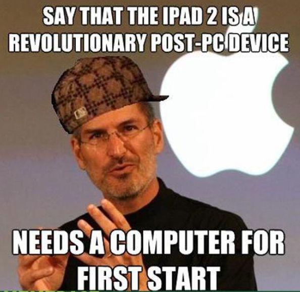 Steve Jobs in Scumbag Memes (12 pics)