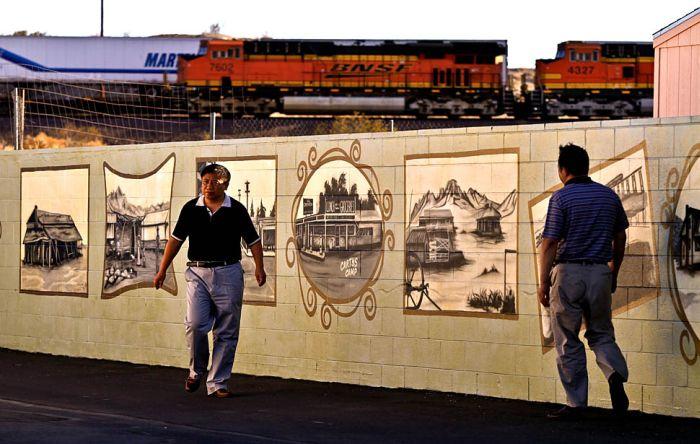 Beautiful Graffiti Street Art (12 pics)