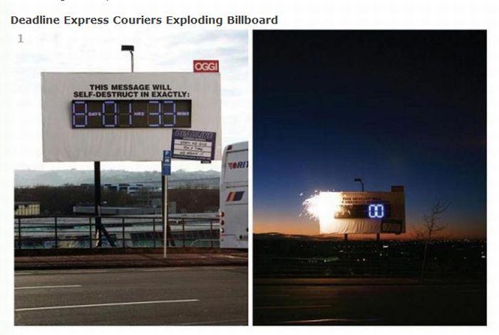 Innovative Outdoor Advertising (21 pics)