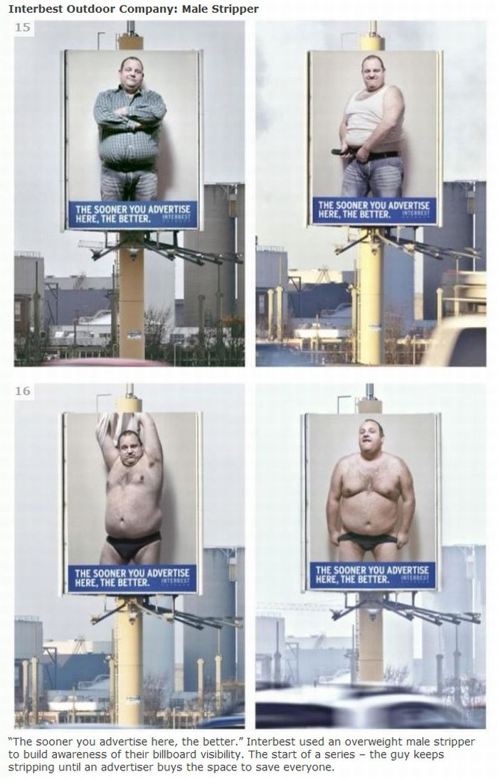 Innovative Outdoor Advertising (21 pics)
