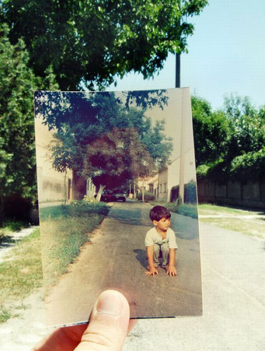 Amazing Travel in Time Photography (90 pics)
