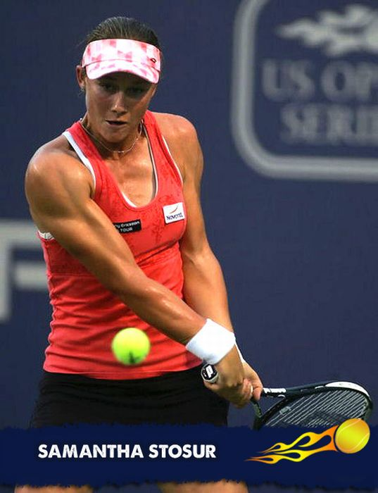 Cute Girls Of The US Open 2011 (37 pics)
