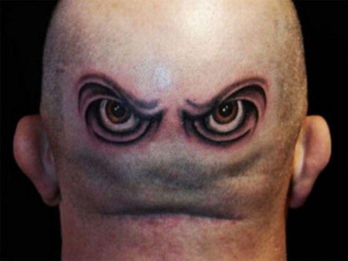 Weird Eyeball Tattoos With Ink (28 pics)