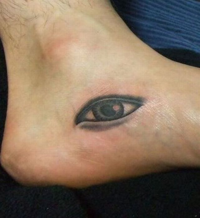 Weird Eyeball Tattoos With Ink (28 pics)
