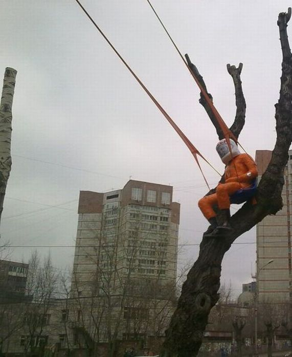 You'd See This Only In Russia (37 pics)
