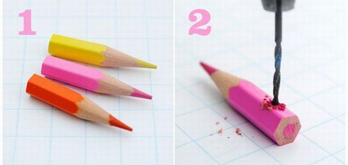 Colored Pencil Jewelry Art (7 pics)