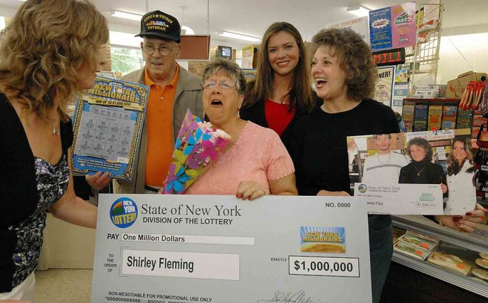The Happiest Lottery Winners (24 pics)