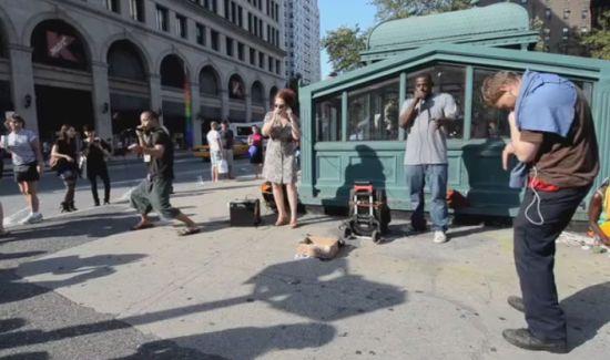 Beatboxers vs. Stupid Thief