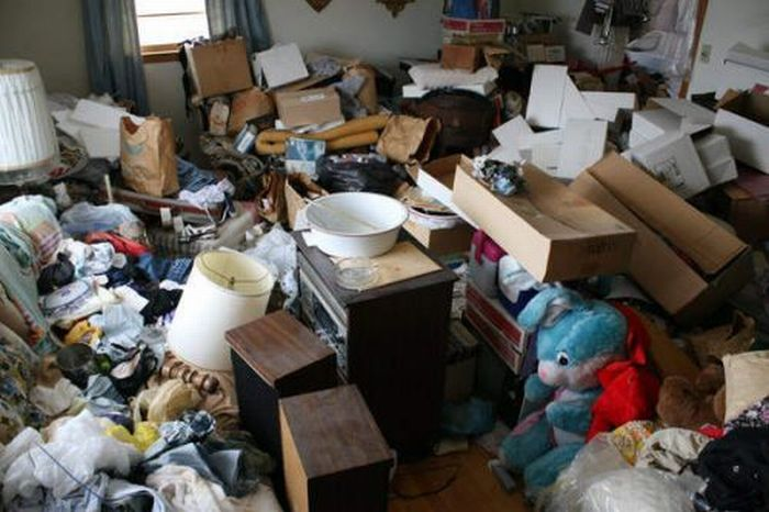 The Filthiest Apartments Ever (20 pics)