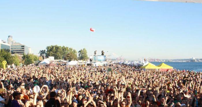Seattle Hempfest 2011 (48 pics)