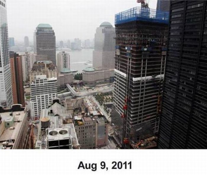 The 9-11: Ten Years After (20 pics)