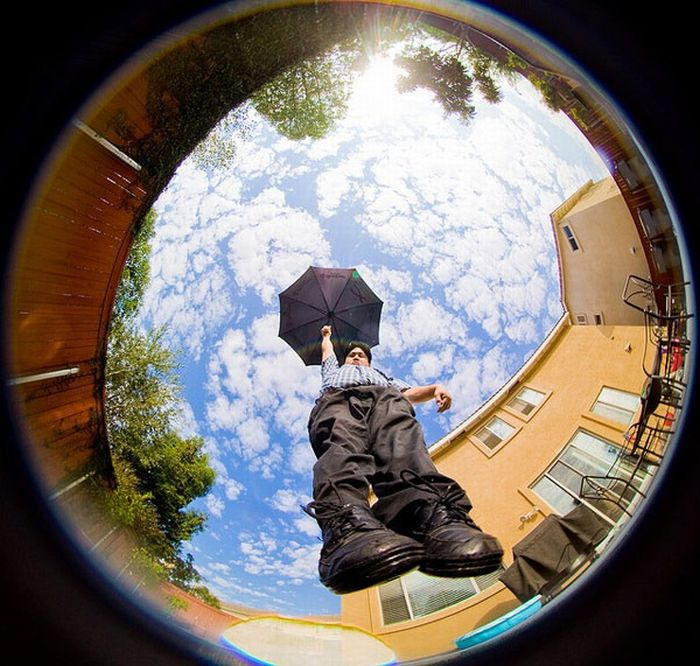 "Fantastic Extreme Wide-Angle ""Fisheye"" Photography (29 pics)"