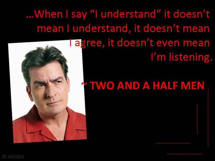 Hilarious Quotes from Tv Series (25 pics)
