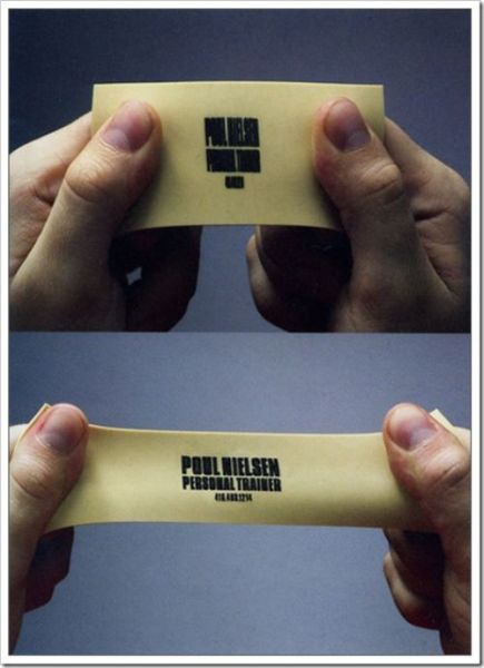 Amazing Business Cards Design (32 pics)