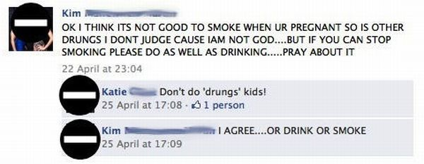 Funny Spelling Fails on Facebook (40 pics)