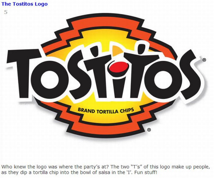 Hidden Meanings Behind Famous Logos (20 pics)